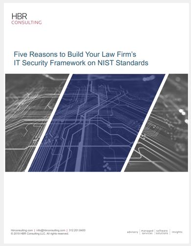 LP 2019 NIST Frameworks White Paper