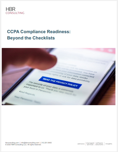 LP 2020 CCPA Compliance Readiness White Paper